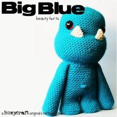 Amigurumi Monster Pattern : Happy Monsters Amigurumi on Pinterest Amigurumi ...