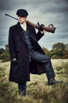 Peaky Blinders: Season 3 (stills via farfarawaysite)