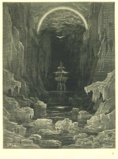 Gustave Dore – Rime of the Ancient Mariner