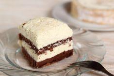 Ľadové kokosové rezy   Recepty.sk Cake Cookies, Vanilla Cake, Tiramisu, Food And Drink, Ethnic Recipes, Bakken, Tiramisu Cake