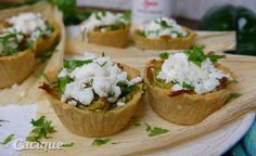 Green Chile Chicken Tamale Cupcakes | Mexican Cheese | Cacique Inc. | Authentic Mexican Cheese