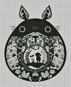 Inside Totoro