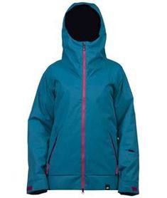 36a345e900 Ride Somerset Insulated Snowboard Jacket Womens Snowboard Jacket