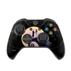 The Nightmare Before Christmas / Microsoft Xbox One Controller Skin