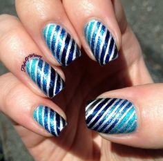 Underwater Stripes