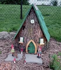 A frame gnome home