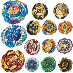 New Beyblade Burst Bayblade Metal Fusion Spining Top Without launcher Bey Blade Blades Toys For Children
