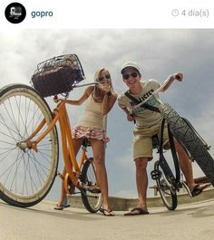 Gopro bikes