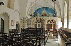 Yochanan ben Zakai Synagogue, Jewish Quarter, Old City of Jerusalem
