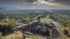 These 1,500 year-old Indian caves were preserved with Marijuana. How cool is that? There no chance of you getting high in there though!. Check it out. Click here.