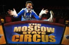 The world-famous Moscow State Circus