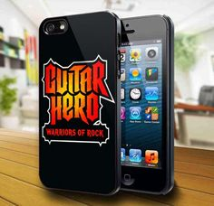 Guitar Hero iPhone 5 Case | kogadvertising - Accessories on ArtFire
