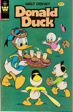 Walt Disney's Donald Duck 220 June 1980 Issue by ViewObscura Comic Books For Sale, Vintage Comic Books, Vintage Cartoon, Vintage Comics, Disney Movie Posters, Cartoon Posters, Disney Best Friends, Mickey Mouse And Friends, Classic Comics