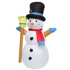 Christmas Decoration Party Birthday Welcome Snowman Inflatable Toys With Blower Decoration Party, Christmas Party Decorations, Birthday Party Decorations, Retro Toys, Snowman, Disney Characters, Classic, Classical Music, Snowmen