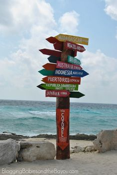 Punta Sur Eco Park - Cozumel Mexico Attractions