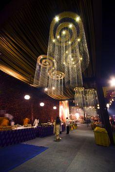 For Event Planning and management : Contact VORA (Destination