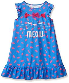 Petit Lem Little Girls Aztec Kat Nightgown, Blue Denim, 3... https://www.amazon.com/dp/B0198ZJ0ZI/ref=cm_sw_r_pi_dp_sgLMxbP7A0QPX