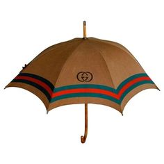 To know more about Gucci Vintage gucci. umbrella, visit Sumally, a social network that gathers together all the wanted things in the world! Featuring over other Gucci items too! Vintage Gucci, Vintage Fashion, Vintage Linen, Fancy Umbrella, Gucci Baby, Guccio Gucci, Brollies, Vintage Ashtray, Umbrellas Parasols