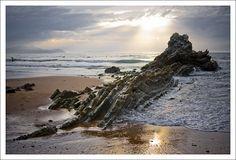 Sopelana Playa de Larrabasterra.