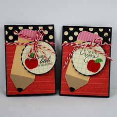 Teacher Gift by croppixie - Cards and Paper Crafts at Splitcoaststampers