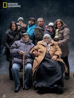 12 Powerful Portraits That Capture The Real Immigrant Experience
