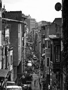 Street by street  Tarlabaşı, Istanbul