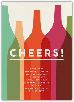 Wine Overlap - Paperless Post