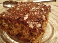 Mintunmakuinen suklaapiirakka - Ei makeaa mahan täydeltä...blogiarkisto - Vuodatus.net