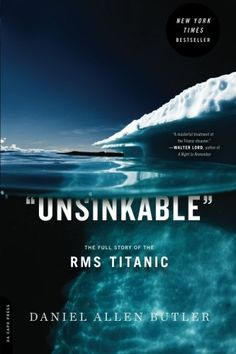 nice book about the Titanic  clear, interesting, lots of research    #Titanic #bestbooks