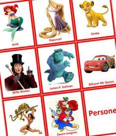 Jufanita: Levend Cluedo Disney 3 I, Fun Games, Detective, Playing Cards, Baseball Cards, Education, Disney Thema, Party, Kids