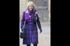 La Cour Royale Anglaise: La Duchesse de Cornouailles en portrait memoriale