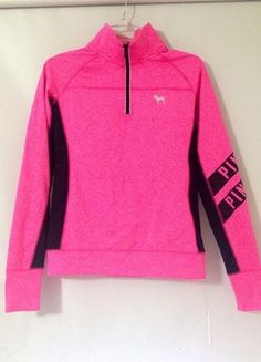 Buy my item on #vinted http://www.vinted.com/womens-clothing/sweatshirts/16873210-nwot-vs-pink-athletic-pullover