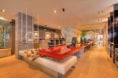 Eclectic Design Showroom For Dada Architecture (10)
