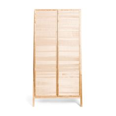 FRAME is as series of 3 furniture pieces that function as a desk, hall stand or wardrobe. The central frame made of solid high-quality birch wood can be modula Hall Stand, Clothes Rail, Wood, Frame, Furniture, Design, Home Decor, Picture Frame, Coat Racks
