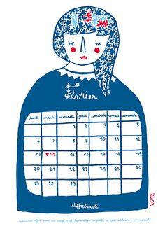 Calendar   Steffie Brocoli