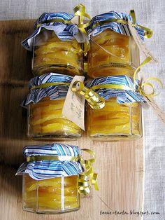 Teraz-tarta.blogspot.com: Cytryny w syropie