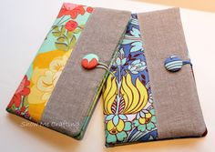 Show Me Crafting: I Won Amy Butler Fabric!