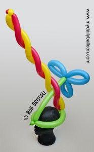 Spiral Propeller Hat