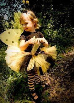 disfraz casero de abeja