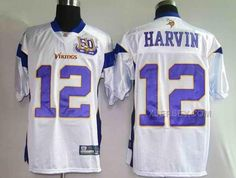 http://www.xjersey.com/minnesota-vikings-12-percy-harvin-white-50th-patch-jerseys-50th.html MINNESOTA VIKINGS 12 PERCY HARVIN WHITE 50TH PATCH JERSEYS 50TH Only $34.00 , Free Shipping!