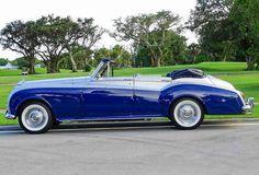 Rolls Royce Silver Cloud Custom Convertible