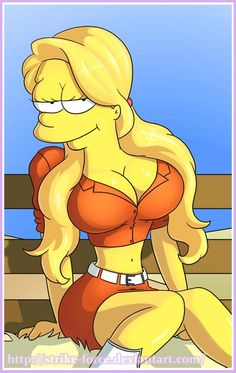 Can look Lisa simpson animated sex cartoon that would