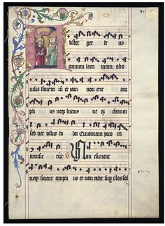 Manuscript        Place of origin:        Mainz, Germany (illuminated)      Date:        1490 (illuminated)      Artist/Maker:        Unknown (production)      Materials and Techniques:        Water-based pigments, gilding and ink on parchment