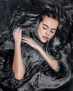 Spider Fawn Library c___l___o Milk Bath Photography, Underwater Photography, Portrait Photography, Portrait Photos, Female Portrait, Creative Portraits, Creative Photography, Water Shoot, Fashion Photography Inspiration