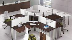 Operatív és vezetői munkahelyek - Poziteam Executive Office Furniture, Corner Desk, Conference Room, Table, Spaces, Design, Inspiration, Home Decor, Corner Table