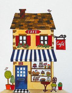 Café (María Sabella)