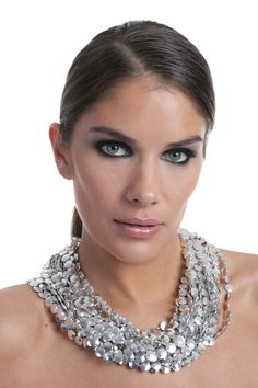 Silver Etienne Necklace, $25 from RenttheRunway.com