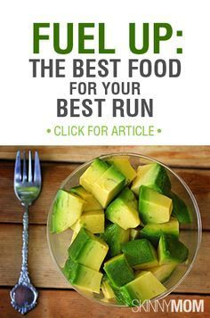 The best pre-workout foods should contain some sort of complex carbohydrate and protein. #running #fuel