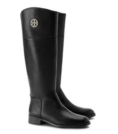 "Tory Burch Junction Riding Boot, Extended Calf ""Ya EXTENDED CALF! Now Brown or Black!!"""