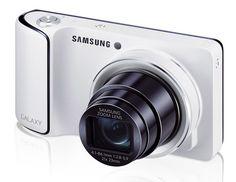 Samsung Galaxy Camera Unveiled, More Phonecamera Than Cameraphone